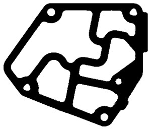 Reservdel:Seat Ibiza Packning, oljefilterhus