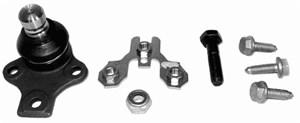 Reparationssæt, bære-/kugleled, Foraksel, Højre eller venstre