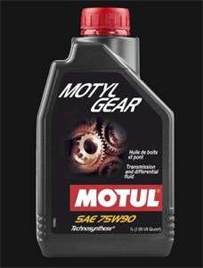 Motul MOTYLGEAR 75W-90, Bakaxel, Fram