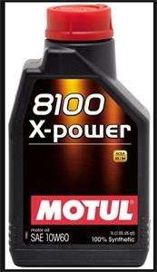 Motul 8100 X-POWER 10W-60, Universal