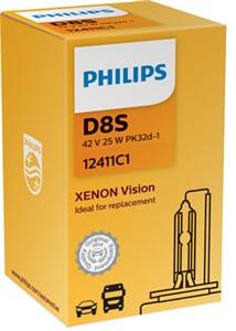 Xenonlampa (PK32D-1) (D8S)