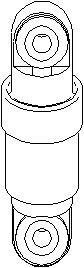 Reservdel:Bmw 520 Remsträckare, flerspårsrem