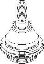 Bærekugle, Foraksel, højre eller venstre, Højre, Oppe, Venstre