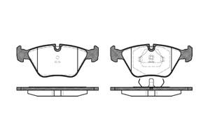 varaosat:Jaguar XJ 6 Jarrupalasarja, levyjarru, Edessä