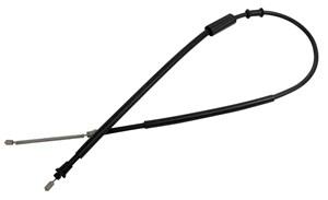 Kabel, parkeringsbremse, Bakre venstre, Venstre