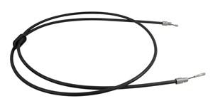 Kabel, parkeringsbremse, Bak, Foran, Senter