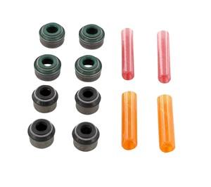 Packningssats, ventiler, Cylindrisk skalle