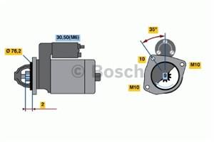 Reservdel:Volvo Xc60 Startmotor