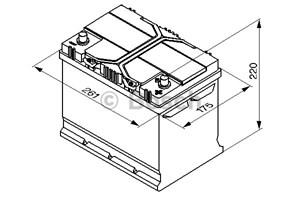 Startbatteri