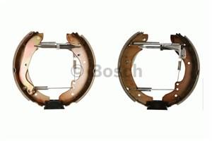 Reservdel:Citroen C2 Bromsbackar, sats, Bak