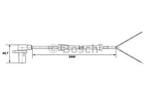 ABS Sensor, Foran