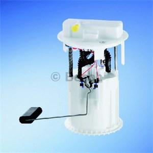 Reservdel:Citroen C3 Bränslepump, I bränslebehållaren