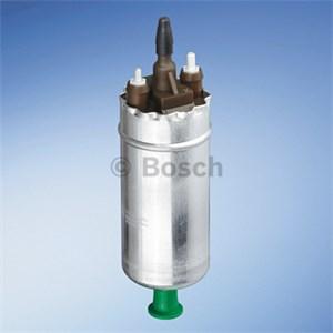 Brennstoffpumpe, Brennstoffledning, I drivstoffbeholder