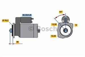 Startmotor