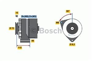 Reservdel:Volkswagen Scirocco Generator