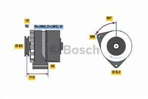 Reservdel:Ford Galaxy Generator