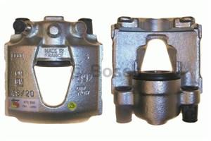 Brake Caliper, Front, Rear, Right