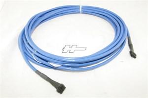 EIC kabel blå 10.66m. 35ft