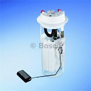 Brennstoff leveringsenhet, I drivstoffbeholder