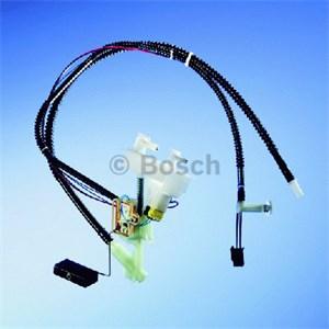 Sensor, brennstoff forråd, Venstre