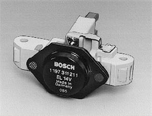 Reservdel:Bmw 320 Generatorregulator