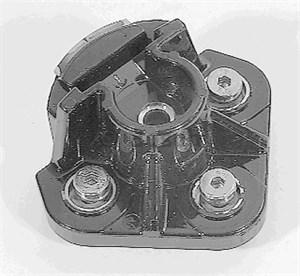 Rotor, strømfordeler