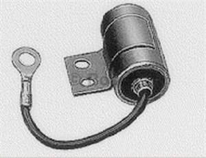 Kondensaattori, sytytyslaite
