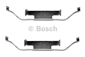 Accessory Kit, disc brake pads, Rear axle