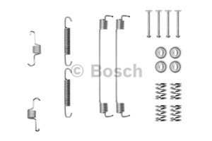 Accessory Kit, brake shoes, Rear axle