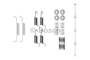 Reservdel:Citroen C-crosser Tillbehörssats, bromsbackar, parkeringsbroms