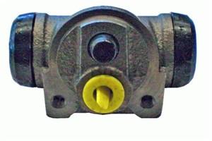 Wheel Brake Cylinder, Rear, Rear axle, Left rear
