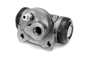 Hjulbremsecylinder, Bagved til højre