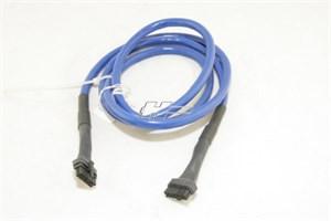 EIC kabel  blå 1.52m. 5ft