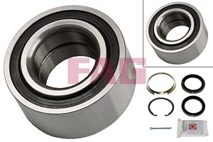 Wheel Bearing Kit, Front, Front axle, Rear