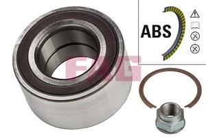 Wheel Bearing Kit, Front, Front axle, Rear axle