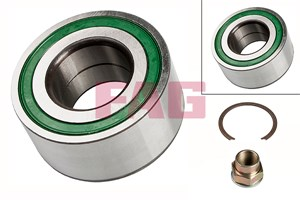 Wheel Bearing Kit, Front, Front axle