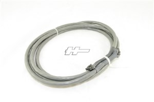 EIC kabel grå tjock 3.05m.