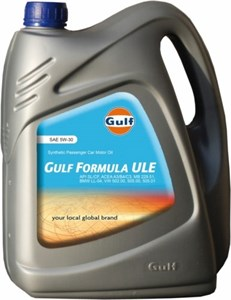 Reservdel:Audi A2 Gulf Formula GVT 5W-30