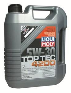 Olja syntetisk 4200 5W30 5L