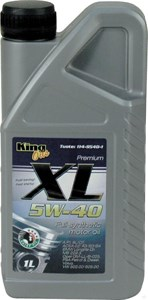 Reservdel:Audi 80 Olja helsyntet xl premium 5w-40