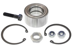Wheel Bearing Kit, Front axle, Rear, Rear axle, Left, Right