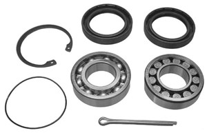 Wheel Bearing Kit, Rear, Rear axle, Left, Right