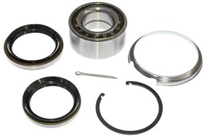 Wheel Bearing Kit, Front, Front axle, Rear, Left, Right