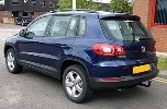 Reservdel:Volkswagen Tiguan Dragkrok