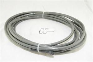 EIC kabel grå tjock 9m.30ft.br