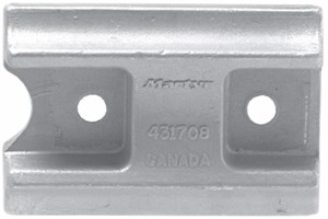 Anod OMC 431708 Zn, Evinrude, Johnson