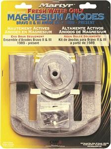 Anod M/C sats Bravo 2&3 Mg, MerCruiser