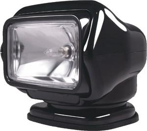 Fjärrstrålkastare 24V svart