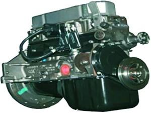 Motor/Basmotor 3.0l/140 hk