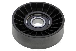 Medløberhjul, multi-V-rem